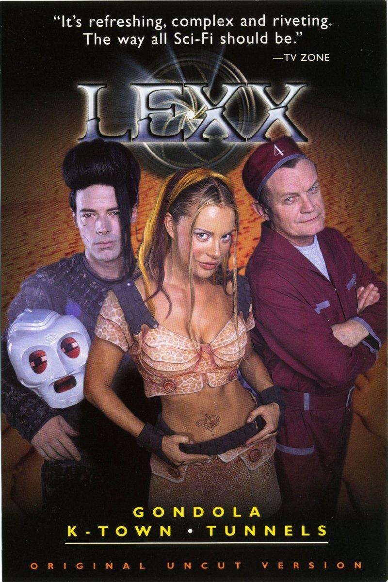 Lexx сериал скачать торрент